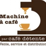 LA MACHINE A CAFÉ - CAFÉ DÉTENTE